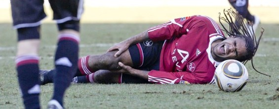 Breno ruptured his cruciate ligaments while on loan with Nuremberg