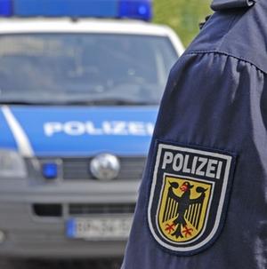 Politiewagen Blauw