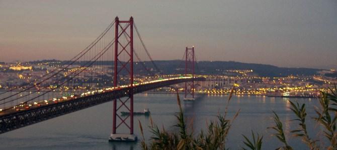 Eine kleine Tour durch Lissabon