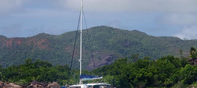 Ahoi Seychellen oder: Das Leben auf einem Segel-Katamaran