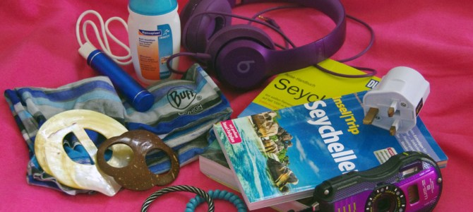 10 Dinge, die man als Mädchen für die Seychellen braucht