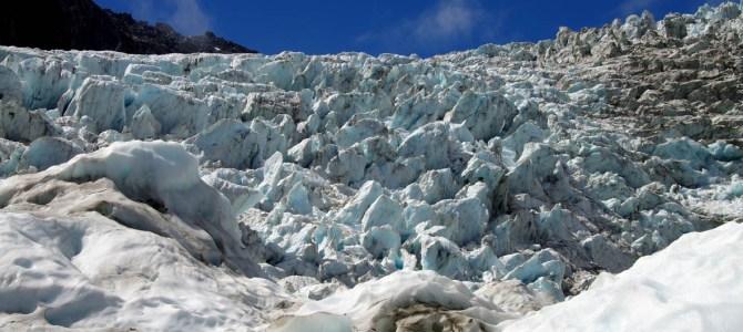 Neuseelands Eiswelt: Franz Josef Glacier