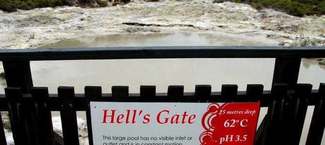 Neuseelands Nordinsel: Rotorua, Lake Tarawera und das Tor zur Hölle