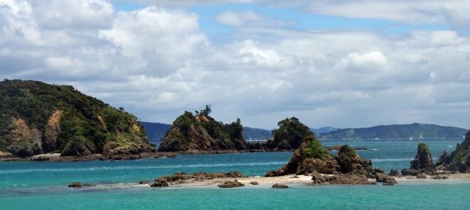 Neuseelands Nordinsel: Bay of Plenty und Bay of Islands