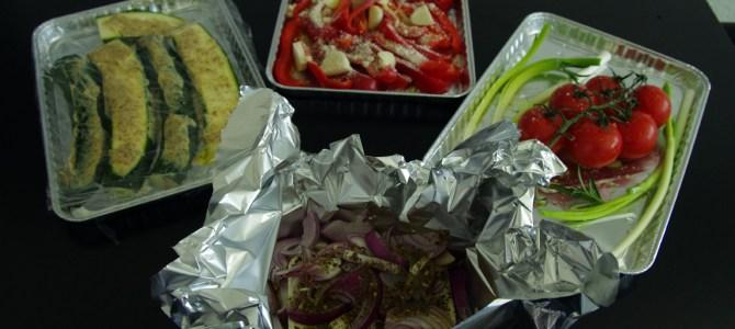 Grillieren für Veggis