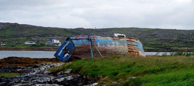 Irlands vergessene Orte: irgendwo im nirgendwo