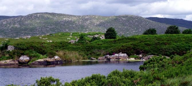 In Irland unterwegs: von Roundstone nach Galway
