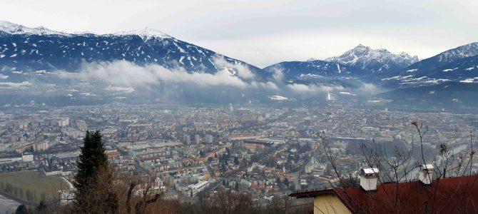 Alpenperle Innsbruck: Bergisel-Schanze, Alpenzoo und ganz viel Gemütlichkeit