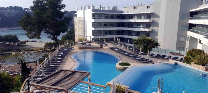 Wellness-Ferien im Erwachsenenhotel Artiem Audax auf Menoca