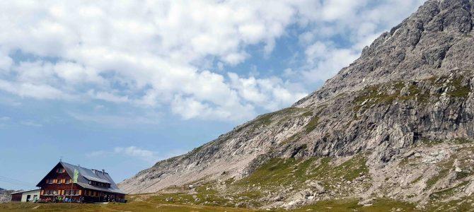 Von Hütte zu Hütte auf der Lechquellrunde: 1. Etappe von Lech zur Göppinger Hütte