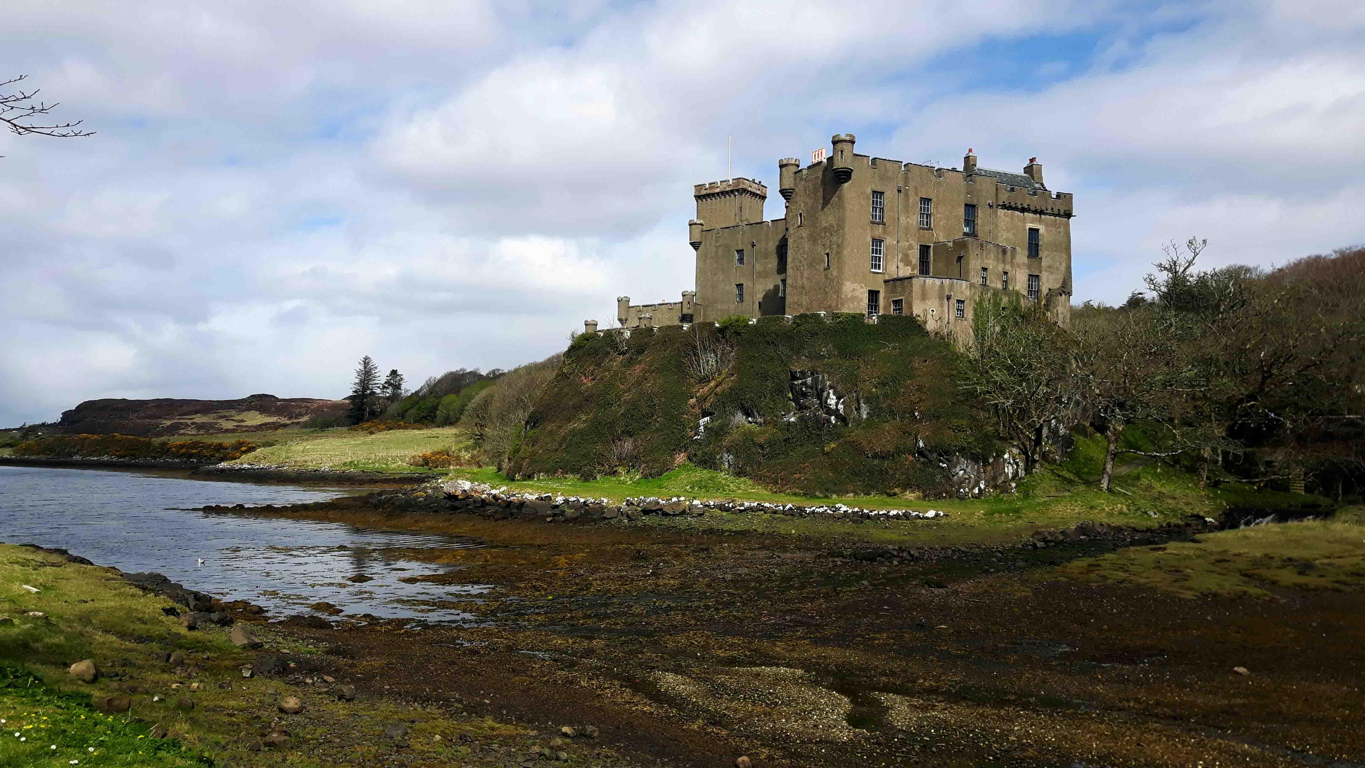 Birte Bloggt Die Schottische Westküste Entlang Isle Of Sky