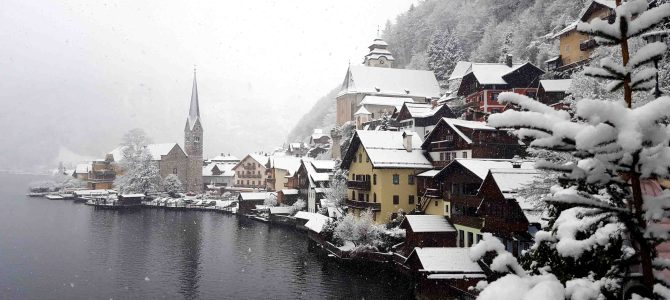 Hallstatt, der wahrscheinlich schönste Ort Österreichs