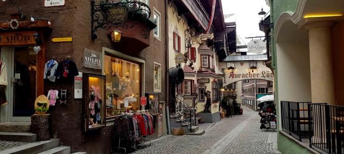 Spaziergang durch Kufstein und zu Gast im Tirolerhof
