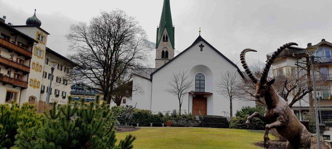 Spaziergang durch Mayrhofen im Zillertal und eine kleine Zeitreise