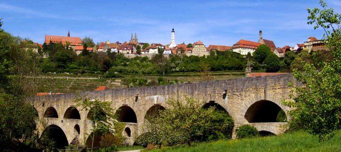 Rothenburg ob der Tauber rund ums Jahr