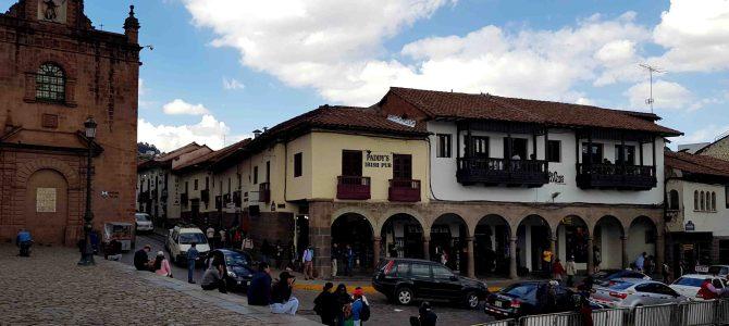 Bunte Farben und viele Eindrücke aus der Inka-Hauptstadt Cusco