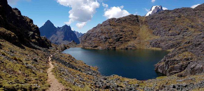 Wanderung auf dem Lares Trek (Peru)