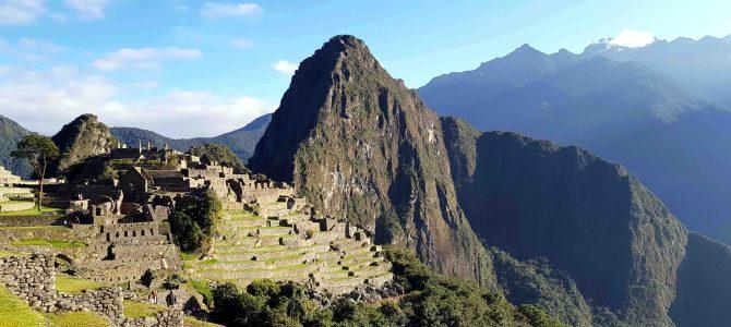 Die vergessene Stadt Machu Picchu