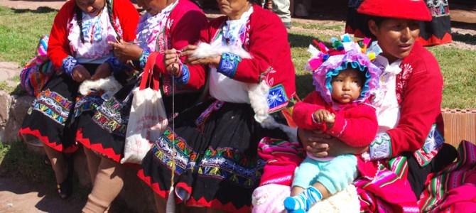 Mit G Adventures traditionelles peruanisches Handwerk erleben