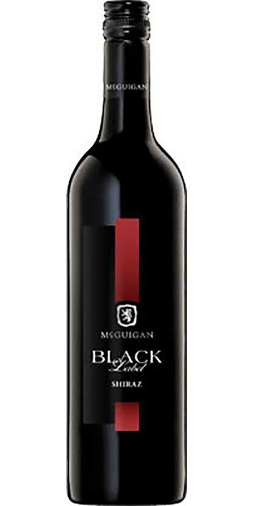 McGuigan Black Label Shiraz 750ml