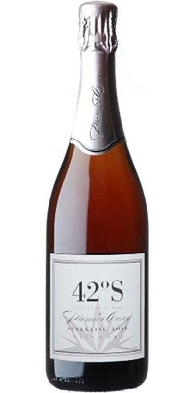 42 Degrees Spouth Sparkling Rosé Nv 750ml