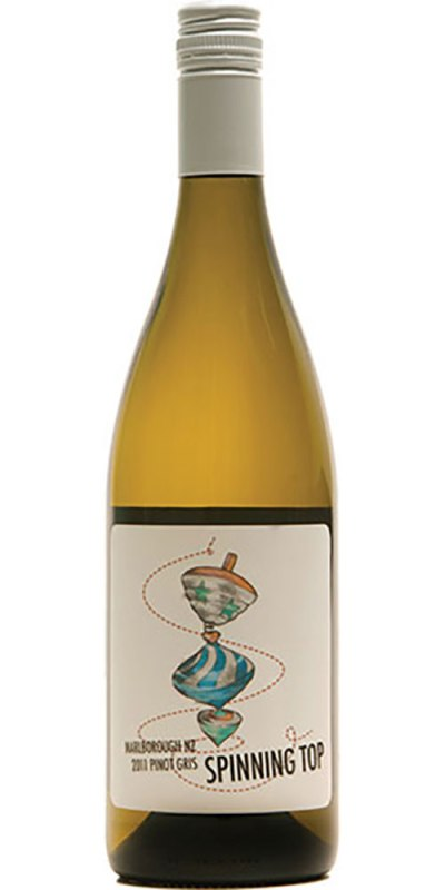 Spinning Top Pinot Gris 750ml