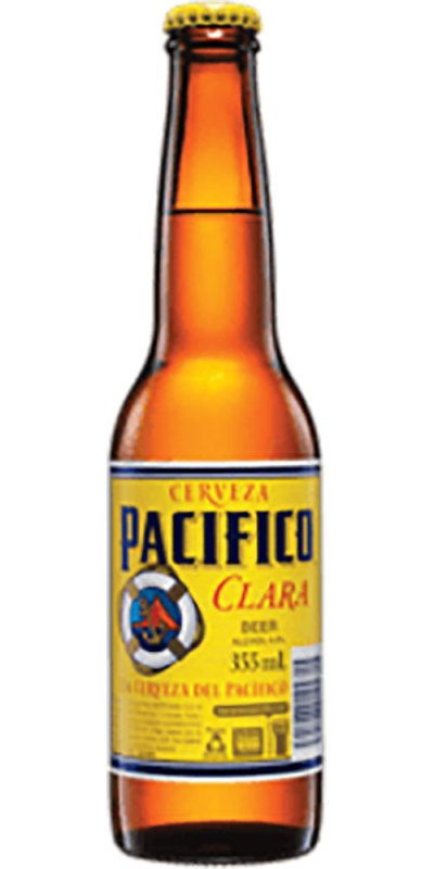 Pacifico Bottle 355ml