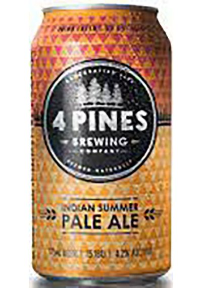 4 Pines Indian Summer Pale Can 375ml
