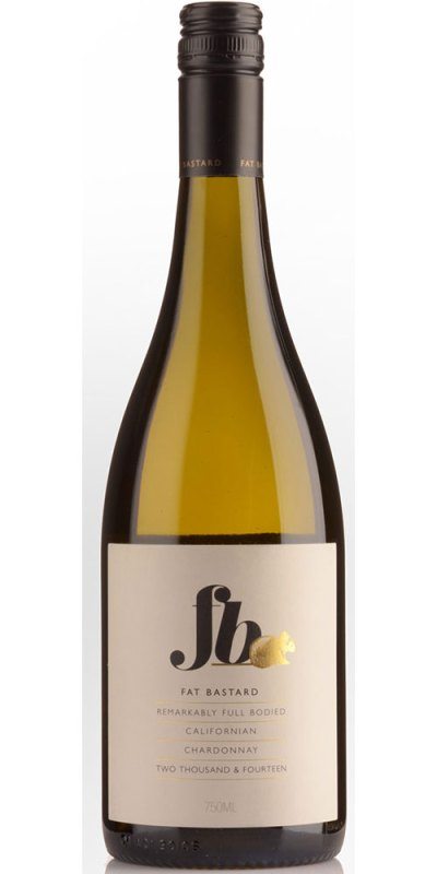 Fat Bastard Chardonnay 750ml