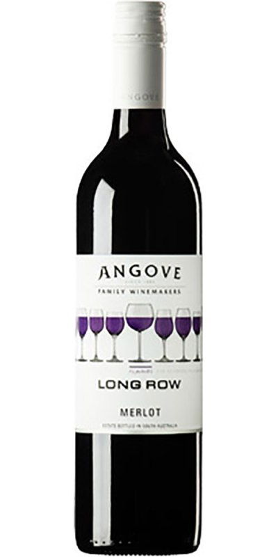 Angove Long Row Merlot 750ml
