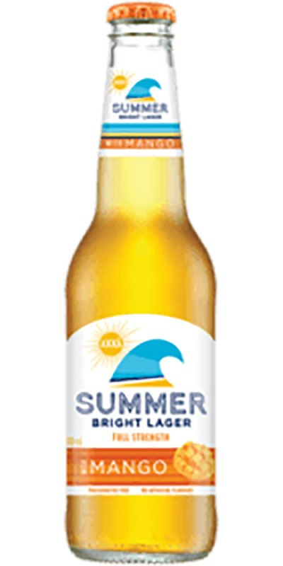 XXXX Summer Mango Bottle 330ml