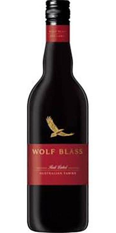 Wolf Blass Red Label Cabernet Sauvignon 750ml