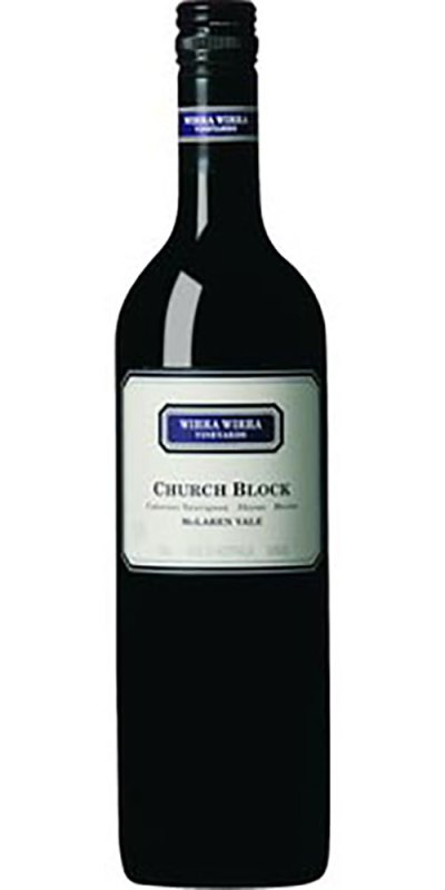 Wirra Wirra Church Block Cabernet Shiraz Merlot 750ml