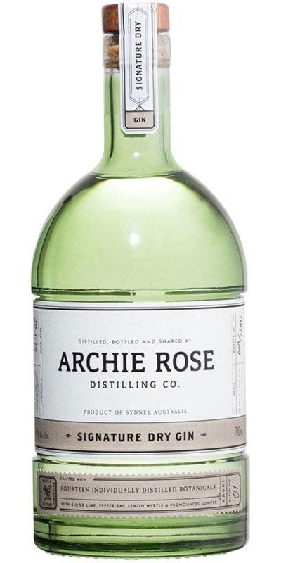 Archie Rosé Signature Dry Gin
