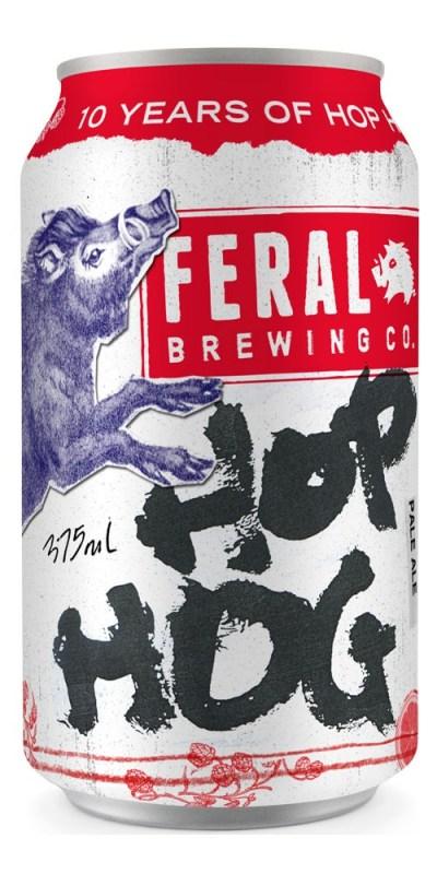 Feral Hop Hog Pale Ale 330mL