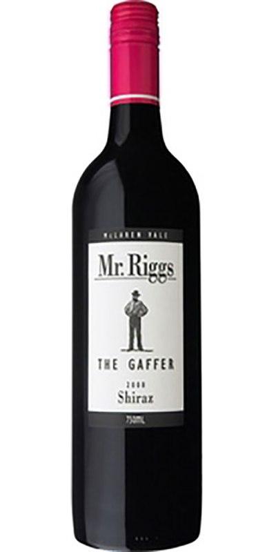 Mr Riggs Gaffer Shiraz 750ml