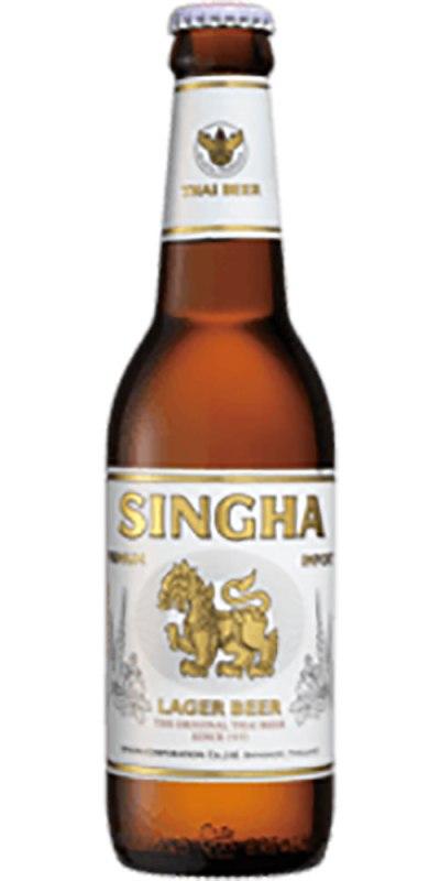 Singha Beer Stubby 330ml
