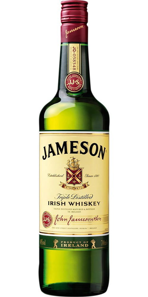 Jameson Whisky Irish 700ml