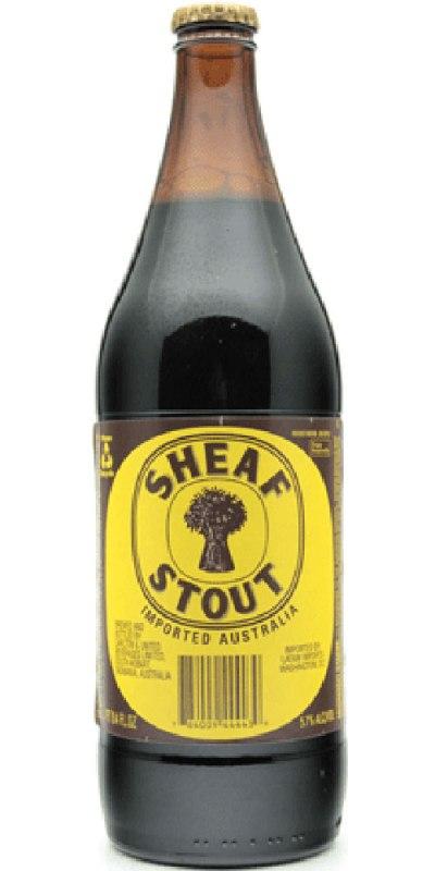 Sheaf Stout Bottle 750ml