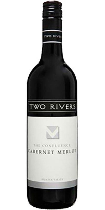 Two Rivers Cabernet Merlot 750ml