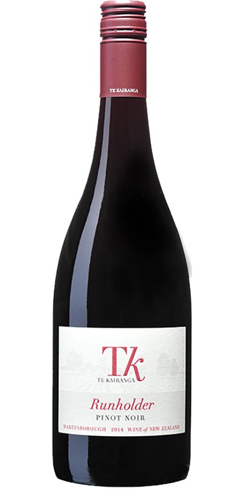 Te Kairanga Runholder Pinot Noir 750ml