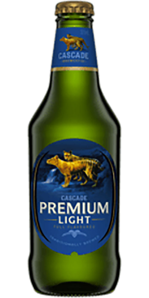 Cascade Light Stubby 375ml