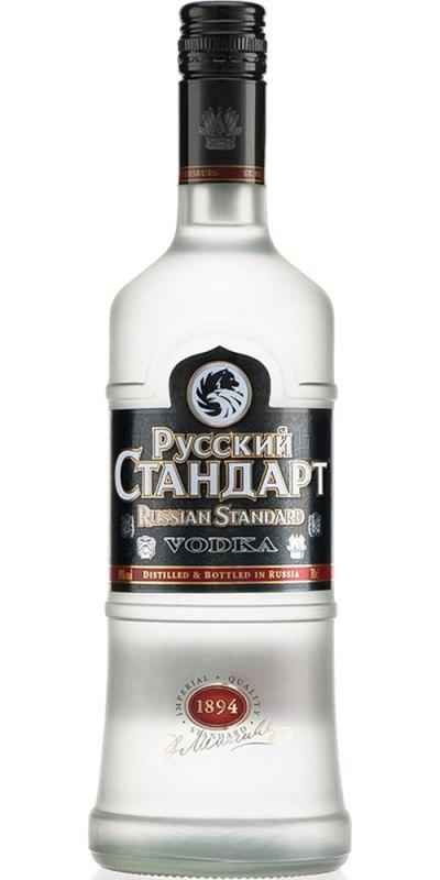 Russian Standard Original Vodka 700ml