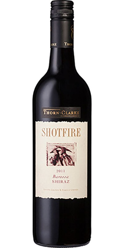 Thorn Clarke Shotfire Shiraz 750ml