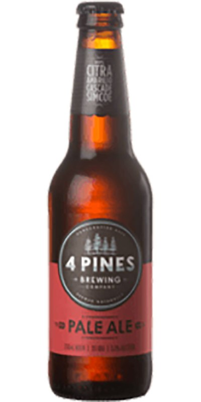 4 Pines Pale Ale Bottle 330ml