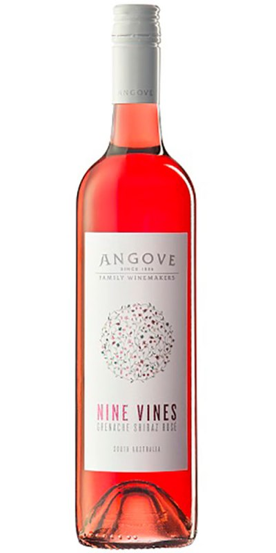 Angove Nine Vines Grenache Shiraz Rosé 750ml