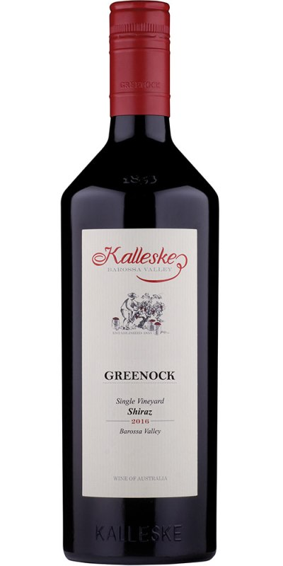 Kalleske Greenock Shiraz 750ml