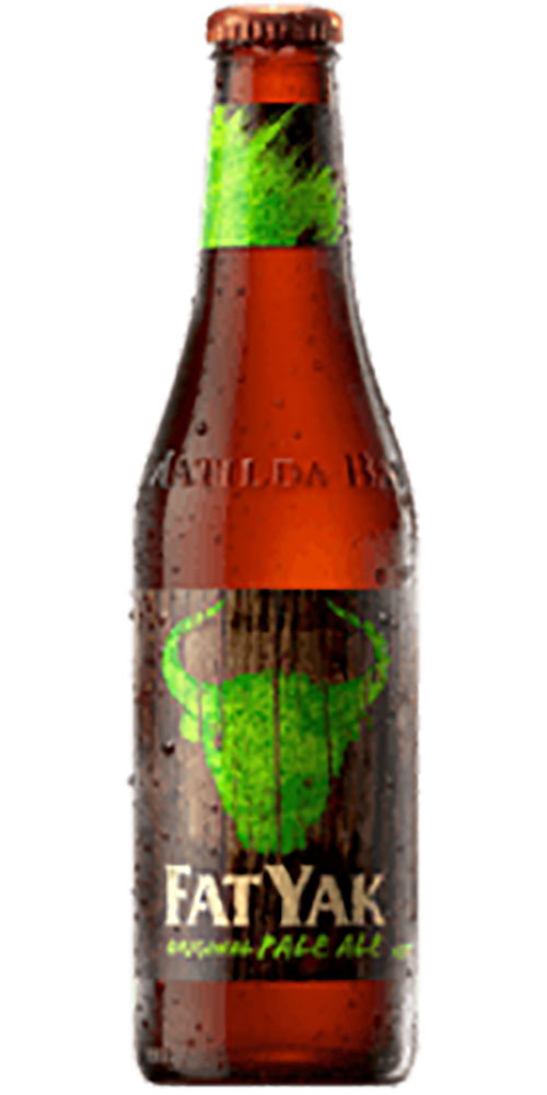 Fat Yak Pale Bottle 345ml