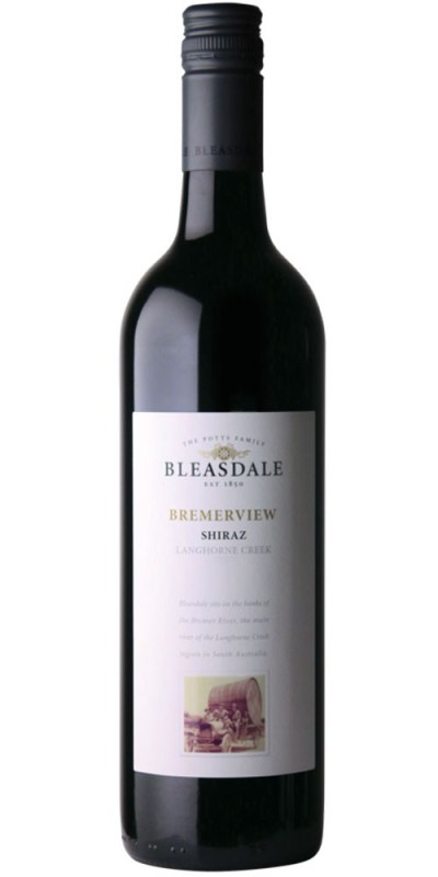 Beasdale Bremerview Shiraz 750ml Bayfields