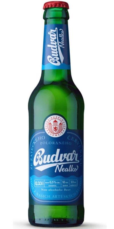 Budvar Non Alcoholic Beer